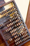 Vintage abacus Stock Image