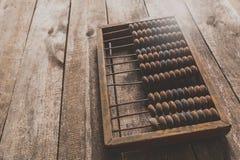 Vintage abacus Royalty Free Stock Image