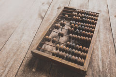 Vintage abacus Royalty Free Stock Photography