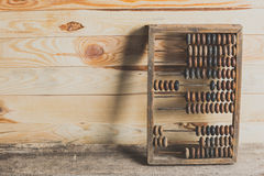Vintage abacus Royalty Free Stock Photo