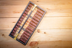 Vintage abacus Stock Images