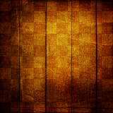 Vintage abstract background with chequered Royalty Free Stock Image