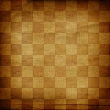 Vintage abstract background with chess ornament Stock Images