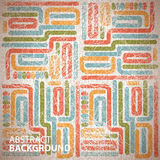 Vintage abstract background Royalty Free Stock Photography