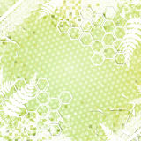Spring Abstract Background Stock Photo
