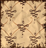 Vintage abstract pattern Stock Photo