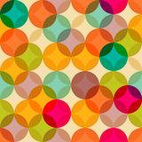 Vintage abstract seamless pattern Royalty Free Stock Image