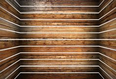 Vintage abstract wooden structure Royalty Free Stock Image