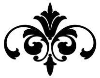 Vintage, accent, décoration de conception de truc illustration de vecteur