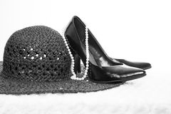 Vintage Accessories Stock Photography