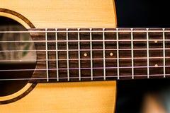 Vintage acoustic guitar stock photos