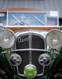 Vintage Aero automobile Kraków Museum Royalty Free Stock Photo