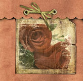 Vintage aged background Royalty Free Stock Photography