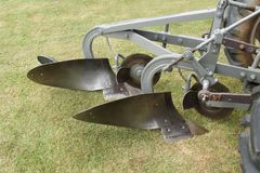 Agricultural Farming Plough. Stock Photography