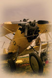 Vintage Air Craft Stock Photography
