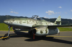 Vintage aircraft, Airpower11 Royalty Free Stock Images