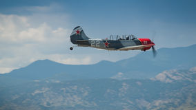 Vintage Aircraft stock photography