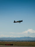Vintage Aircraft royalty free stock photography