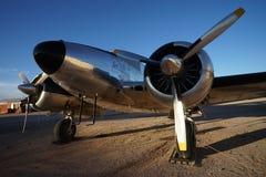 Vintage aircraft Royalty Free Stock Image