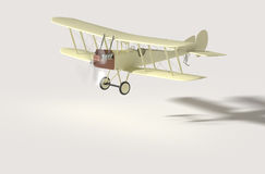 Vintage aircraft models Royalty Free Stock Images