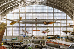 Vintage Airplane Royalty Free Stock Images