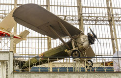 Vintage Airplane Royalty Free Stock Photography