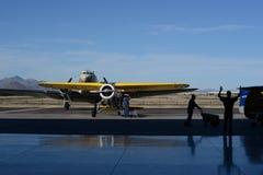 Vintage airplanes Royalty Free Stock Photos
