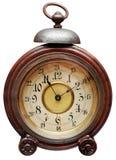 Vintage alarm-clock Stock Image