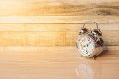 Vintage Alarm Clock Backgrounds stock photos