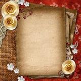 Vintage album Royalty Free Stock Photo