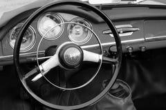 Vintage Alfa Romeo Ineterior Stock Image