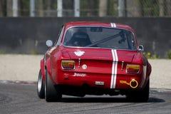 Vintage Alfa Romeo Racing Stock Photos