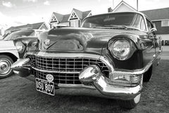 vintage american cadillac car Royalty Free Stock Photos