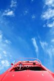 Vintage American Car 60's Royalty Free Stock Photo