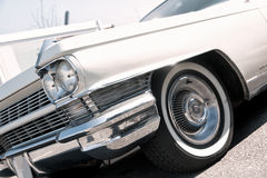 Vintage American Car Of The Early 1960s Royalty Free Stock Image