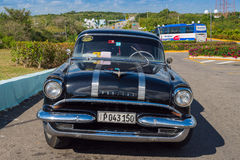 Vintage American car Royalty Free Stock Image