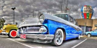 Vintage American Ford Customline Royalty Free Stock Photos