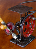 Vintage American Made Woodworking Tools Royalty Free Stock Photography