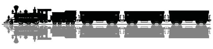 Free Vintage American Steam Train Stock Photos - 101762993
