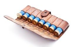 Vintage Ammunition Belt Royalty Free Stock Images