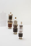 Vintage amp tubes Stock Photos