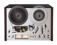 Vintage analog recorder Royalty Free Stock Photography