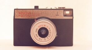 Vintage analogue camera