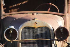 Vintage Antique Car Royalty Free Stock Photos