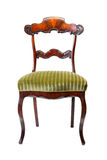 Vintage antique chair Royalty Free Stock Photography