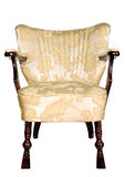 Vintage antique chair Royalty Free Stock Photos