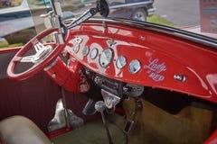Vintage antique et vieilles voitures Images stock