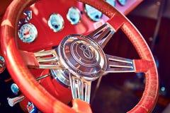 Vintage antique et vieilles voitures Photo libre de droits