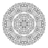 Vintage antique ornament background. Vector Royalty Free Stock Images