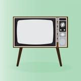 Vintage Appliances. Flat style, vector illustration Stock Photos